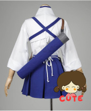 New arrival plus size costumes for girls game uniform Cosplay Costume