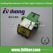 Fibra óptica SC Simplex Shuttered Adapter