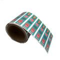 860-960MHz RFID UHF Custom Printing Label Sticker
