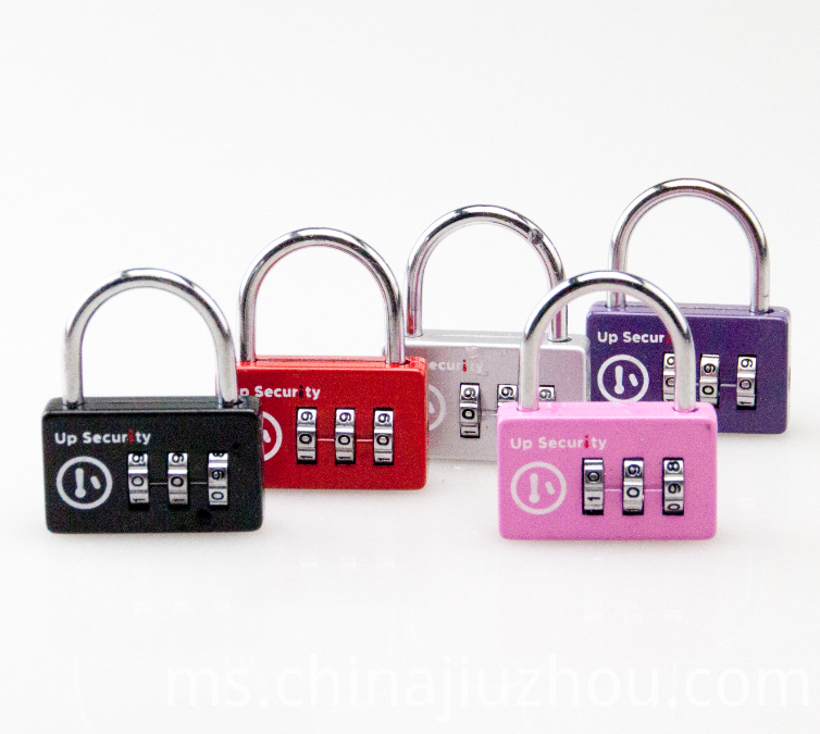 Rectangle Colorful Code Lock