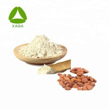 Poudre de protéine d'amande naturelle pure 50% prix