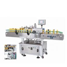China machine automatic round bottles labeling machine price