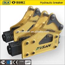 JSB900 Rock Breaker martillo / excavadora montado martillo vibro / martillo hidráulico fabricante