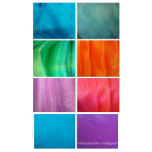 58′/60′ Glittering Organza, Wedding Organza, Home Textile Organza.