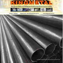 (ASTM A106 / A53 / API5L) Gr. Tubo de aço carbono sem costura B Od 21.3mm.