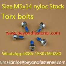 Винты Nyloc для винтов Torx