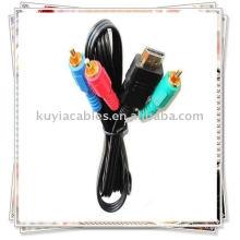 Nuevo HDMI al cable 3RCA Video Component Convert Cable