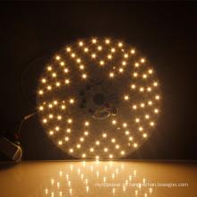 Colorable smd 2835 rodada 24W AC módulo LED