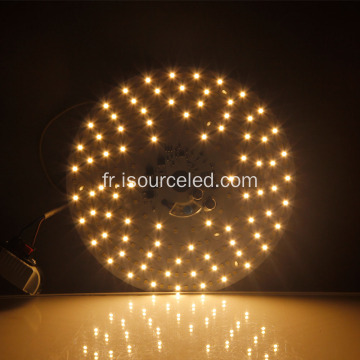 Module de LED ca ronde colorable smd 2835