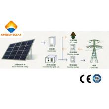 250kw Grade Amarrada Usina Solar