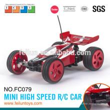 Nuevo diseño juguetes rc 4CH mini alta velocidad menor rc coche eléctrico para niños EN71/ASTM/EN62115 / 6P R & TTE/EMC/ROHS