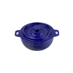 Cast-Iron Mini Cocotte Pot
