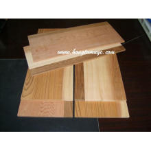 Tablas de cocinar de madera de cedro