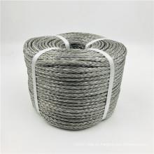 Cuerda marina de alta calidad que vende directamente la fibra de Uhmwpe