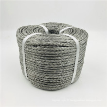 Corde marine de haute qualité à vente directe Uhmwpe
