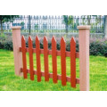 1100*800 2014 Eco-Friendly Hot Sale Cheap Outdoor Wood Plastic Composite WPC Fence