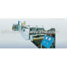 Maquinaria de Stomacher tubulação parede sólida de PA/PP/PE