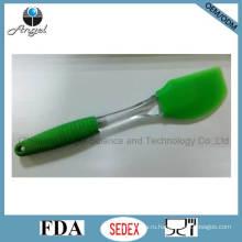 Горячая продажа среднего размера силикона Кулинария кухонная шпатель Ss06 (M)