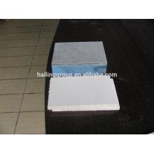 Material ignífugo decorativo MgO óxido de magnesio EPS / EPS SIP sandwich panel de pared