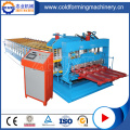 900 MM Glazed Roof Sheet Forming Machine