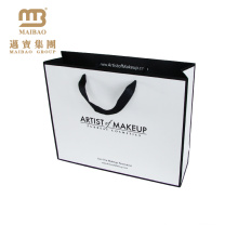 Free Sample Elegant Fashion Design Your Own Logo Custom Printed Shopping Carry Paper Bags