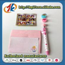 Ensemble de papeterie et enveloppe pour enfants