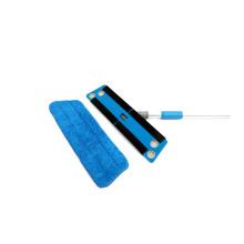 Microfiber Rotation Dust Flat Mop Microfiber Aluminium Handle Floor Home/Office Floor Cleaning Mop
