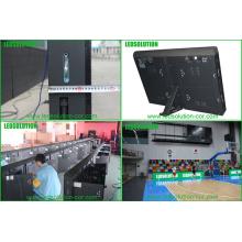 Pantalla publicitaria de la pantalla del estadio al aire libre impermeable IP65