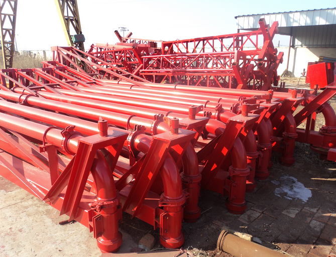 Concrete Pump Boom Placer