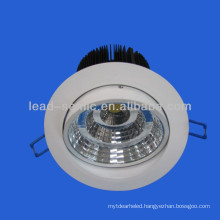 15w high luminance cob led down light