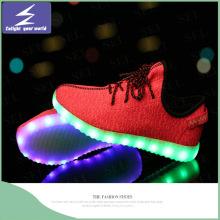 Новые цветастые ботинки СИД СИД с батареей 450mAh