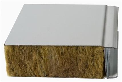Rock Wool Sandwich Panels