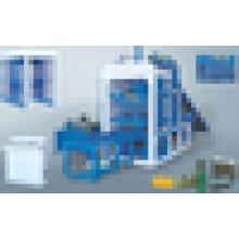Блокировочная машина для производства блоков полого блока