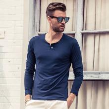 2016 Kurzarm bedrucktes T-Shirt 100% Baumwolle Männer T-Shirt