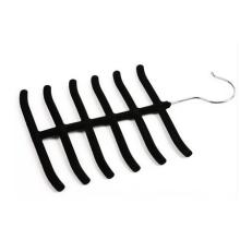 Cabide de gravata mini árvore preta