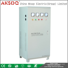 SVC TNS Three Phase Automatic Servo Motor Control Voltage Stabilizer 380V For Generator