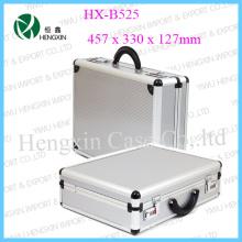 Aluminium Attache Profile Hard Laptop Cases (HX-B525)