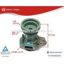 Двигатель синотрук VG615 водяной насос VG1062060250