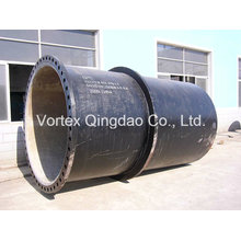 Flange Spigot Pipe with Puddle Flange
