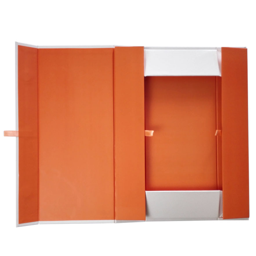 Special two side folding clothing box-2