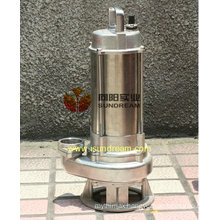 Stainless Submersible Sewage Pumps