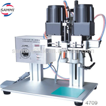 High Selling 220V/50HZ Pneumatic Capping Machine For Plastic Bottle