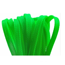 Colorful PET Braided Expandable Cable Sleeve