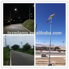 Luz de calle llevada solar de 100 vatios accionada solar