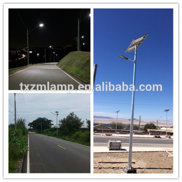 100 watt solar led street light solar powered