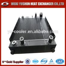 Fabricante de radiador de camiones pesados