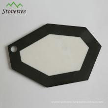 Stone cutting cheese board set