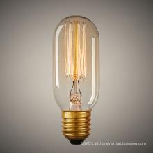 Bulbo T45 Edison Bulb Vintage com 25W 40W