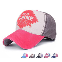 Adults Fashion Well Worn Cotton Twill Baseball Sports Cap (YKY3005)