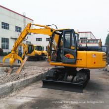 Crawler Hydraulic Excavator